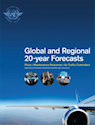 Global and Regional 20-Year Forecasts: Pilots, Maintenance Personnel, Air Traffic Controllers (Doc 9956)