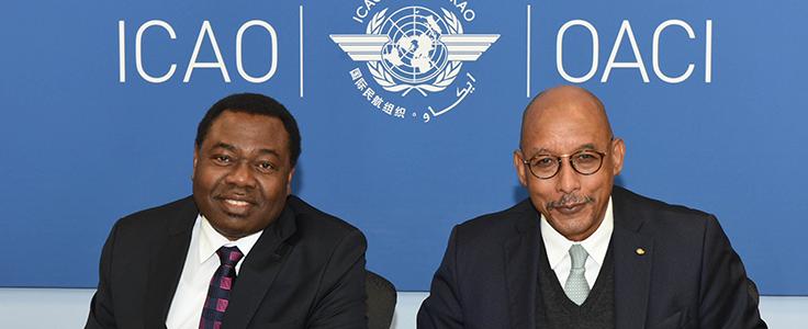 Αποτέλεσμα εικόνας για ICAO and NEPAD to enhance cooperation in aid of African aviation development, modernization objectives