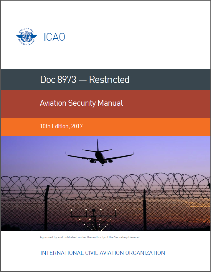 aviation security manual  doc 8973  u2013 restricted