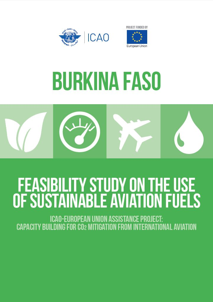 foto de Feasibility Study on the use of Sustainable Aviation Fuels