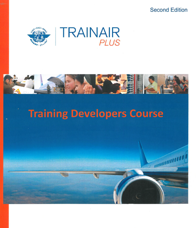 STP standardized training packages 21401ICAO TDC – Training Manual Cover Page
