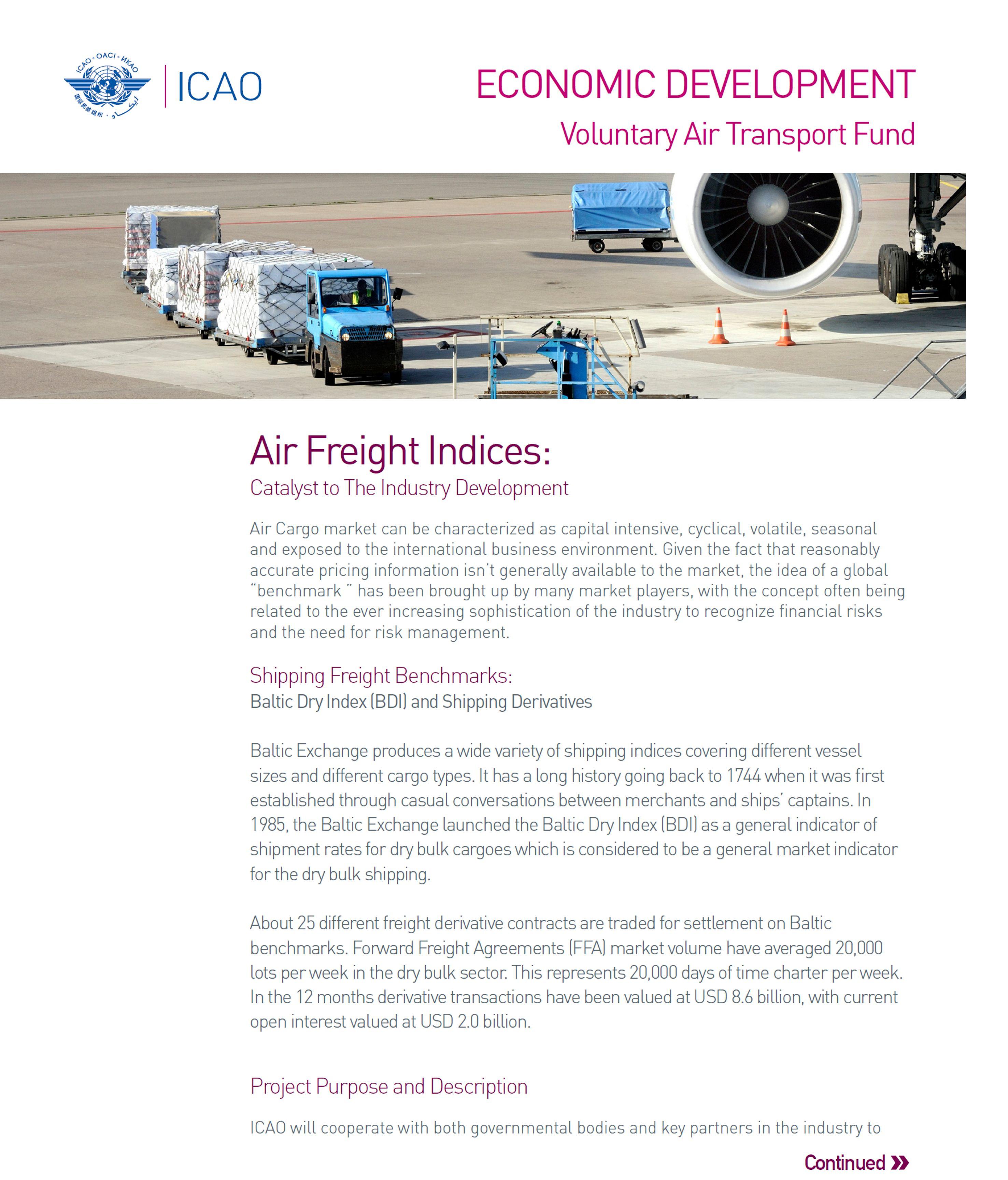 Voluntary Air Transport Fund